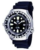 Profi Taucher Uhr m. Automatik Werk Saphir Glas Helium Ventil von Tauchmeister T0046