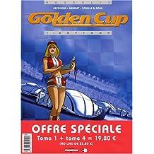 Pack golden cup t04 + t01 gratuit