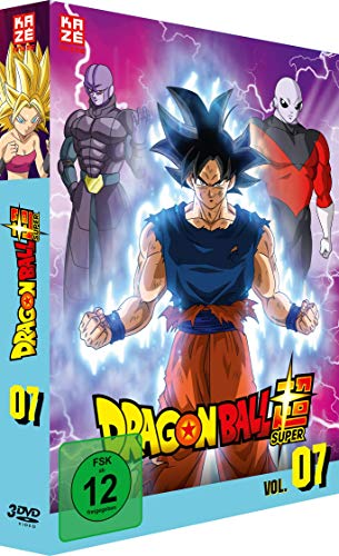 Dragonball Super - Box 7 - Episoden 95-112 [3 DVDs]