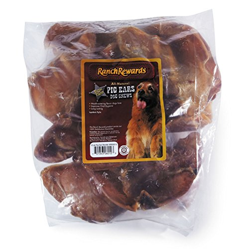 Artikelbild: Ranch REWARDS Smoked Pig Ears 12 Count Bag