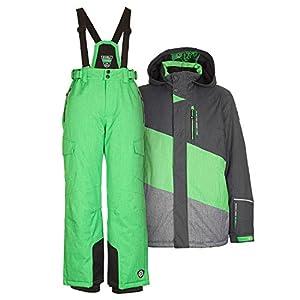 Killtec Kinderskianzug, zweiteilig Skijacke + Skihose