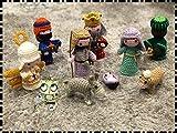 figuras Belén 2 - regalo NAVIDAD, NACIMIENTO NIÑO JESÚS, BELÉN AMIGURUMI NAVIDAD PERSONALIZABLE ( Bebé, crochet, ganchillo, muñeco, peluche, niño, niña, lana, mujer, hombre ) ORIGINAL, FANTASÍA