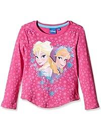 Disney Frozen Love-Camiseta Niñas,