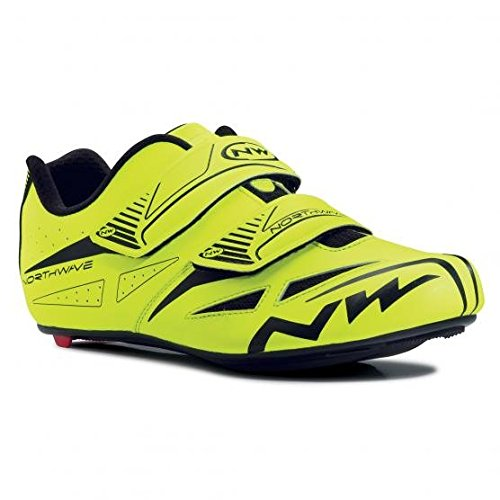 NORTHWAVE JET EVO GIALLO FLUO North wave 44
