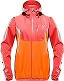 Haglöfs Gram Comp Jacket Women carnelia/Tangerine Größe XS 2017 Funktionsjacke