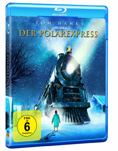 Der Polarexpress [Blu-ray]: Alle Infos bei Amazon