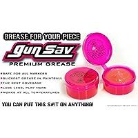 TechT Gun Sava - Marcador de Pintura de Rendimiento para Grasa/lube