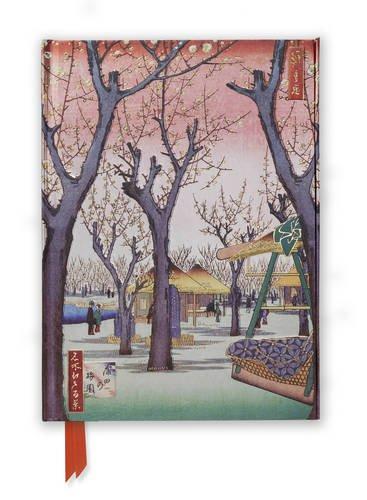 Hiroshige's Plum Garden Foiled