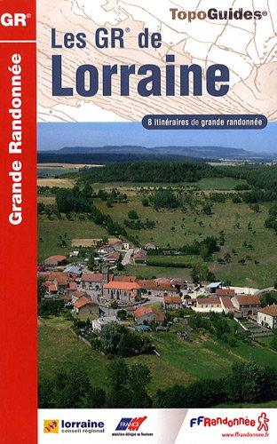 Les GR de Lorraine