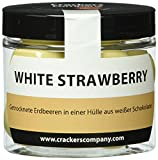 CrackersCompany WHITE STRAWBERRY in PET-Dosen, 3er Pack (3 x 80 g)