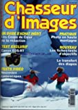 CHASSEUR D'IMAGES [No 119] du 01/01/1990 - PHOTO EN HAUTE MONTAGNE - LES FICHES-TESTS...