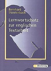 Englischer Wortschatz: Lernwortschatz zur englischen Textarbeit