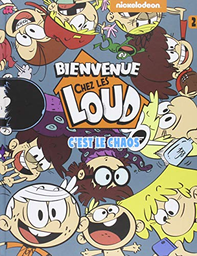 Bienvenue chez les Loud, Tome 2 : por Nickelodeon