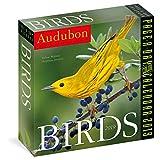 2019 Audubon Birds Colour Page-A-Day Calendar