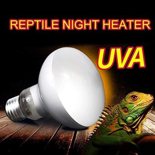 Toomlight Uva Uvb Reptile Ampoule Tortue Chauffage Dormir Lampe Uv