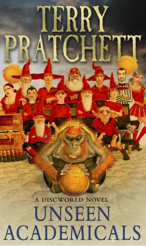 Unseen Academicals: (Discworld Novel 37) (Discworld Novels)