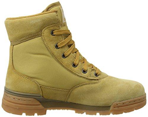 Magnum Classic Mid, Work Boots Unisex – Adulto Beige (Wheat)