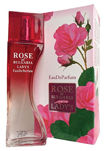 Rose of Bulgaria Lady's Eau de parfum pour femme 50 ml