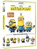 minions DVD Italian Import by luciana littizzetto