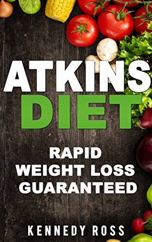 atkins-diet-rapid-weight-loss-guaranteed-english-edition