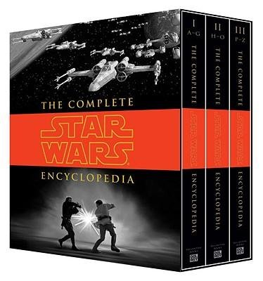 By Stephen J Sansweet ; Pablo Hidalgo ; Bob Vitas ; Daniel Wallace ( Author ) [ Complete Star Wars(r) Encyclopedia (Revised) Star Wars By Nov-2008 Hardcover