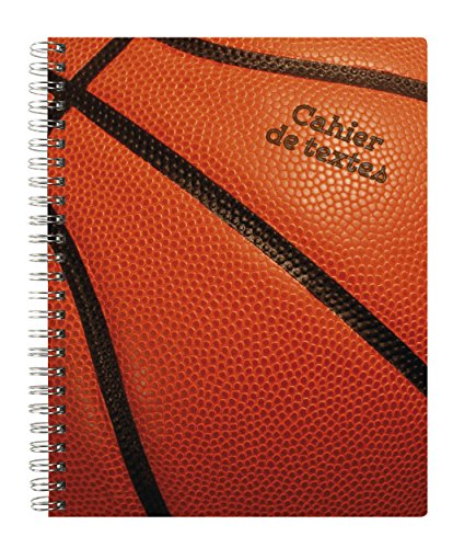 Exacompta Sports Cahier de texte 21 x 15 cm Orange