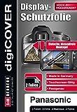digiCOVER B4117 Basic Displayschutzfolie für Panasonic DMC-GX 8 -