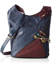 Rieker H1405-14 Damen Reißverschlusstasche