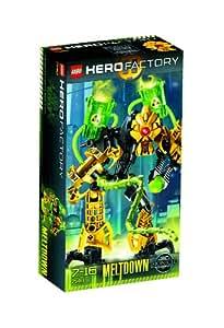 Lego 7148 jeu de construction hero factory meltdown jeux et jouets - Lego hero factory jeux ...