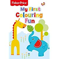 Fisher Price My First Colouring Book