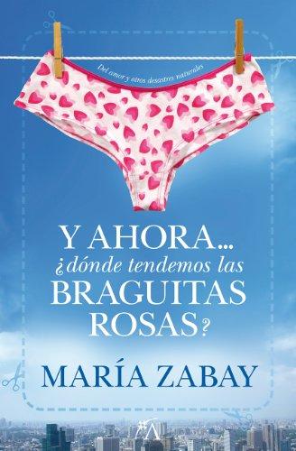 Y ahora... ¿dónde tendemos las bragitas rosas? (Sociedad actual) por María Zabay