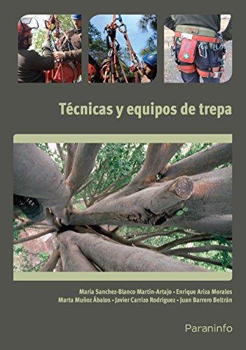 TECNICAS Y EQUIPOS DE TREPA