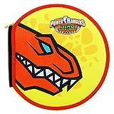 Power Rangers Dino Super Charges Astuccio Portapastelli Portapenne Bambino