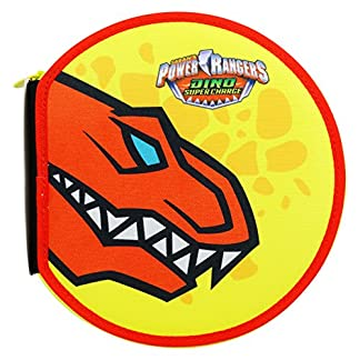 Power Rangers Dino Super Charges Estuche Escolar Làpices de colores