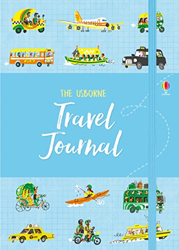 The Usborne Travel Journal (Journals) por Rose Hall