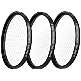 Jili Online Zomei Optical Glass Star-Effect 4/6/8Points Lens Filter for Camera 67mm