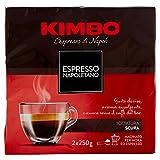 Kimbo - Caffè Espresso Napoletano - 5 pezzi da 500 g [2500 g]