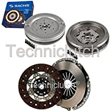 NATIONWIDE 2 PARTS CLUTCH KIT AND SACHS DMF 8944780055077