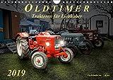 Oldtimer - Traktoren für Liebhaber (Wandkalender 2019 DIN A4 quer): Nostalgische Traktoren - geliebte Kraftpakete, die viele in ihren Bann ziehen (Monatskalender, 14 Seiten ) (CALVENDO Technologie)