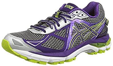 ASICS Gt-2000 3 G-Tx, Women's Running Shoes, Black