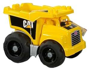 Mega Bloks CAT Large Vehicle Dump Truck