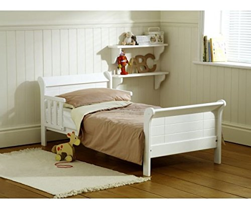 Saplings Poppy Junior Bed - White