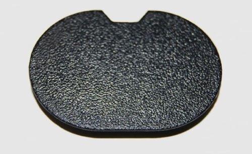 Preisvergleich Produktbild Abschleppöse Abdeckung grau Smart Roadster 452 Origine pare choc avant