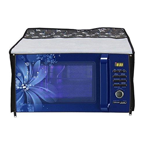 Lithara Multi Colour Microwave Oven Cover for Samsung MC28H5025VB/TL 28 LTR