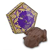 Harry Potter Chocolate Frog Including a Special Wizarding Collectors Card Official Warner Bros. Studio Tour London Merchandise by Warner Bros.