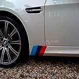 Aufkleber Schale PVC Stripe Stickers 3m für BMW M3E39E46E90X3X5X61356