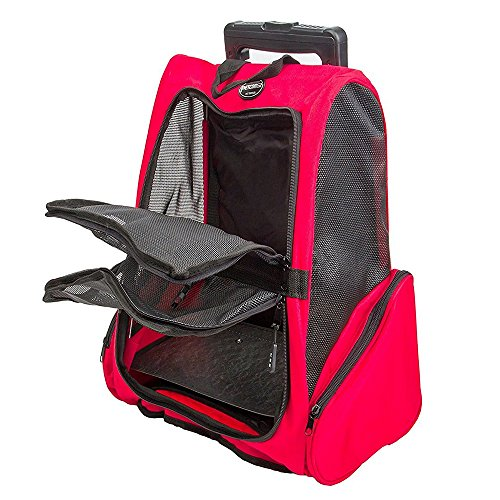 roll-around-4-in-1-pet-travel-backpack-trolley-bag-for-dogs-and-cats-airline-approved-red