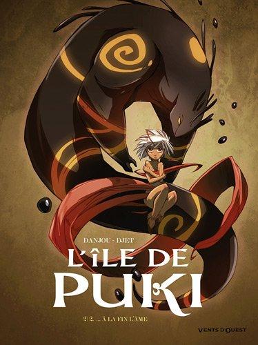 L'île de Puki : Tome 2, A la fin l'âme