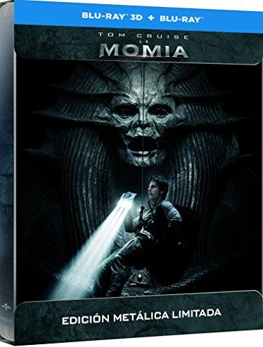 La-Momia-2017-Edicin-Especial-Metal-Limitada-BD-3D-BD-Blu-ray