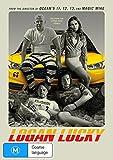 Logan Lucky | Daniel Craig | Steven Soderbergh's | NON-UK Format | Region 4 Import - Australia
